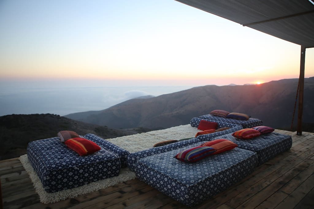 The Coolest Airbnb in Every State: California Malibu Airstream Airbnb