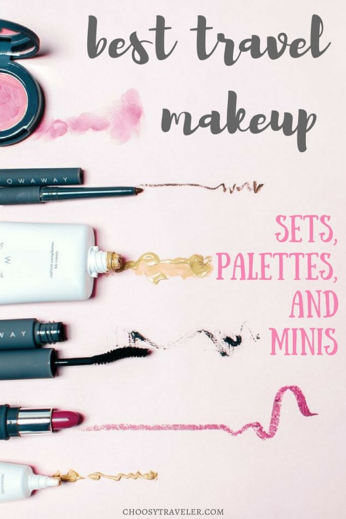Travel Makeup: The Best Travel Size Kits, Palettes, and Minis